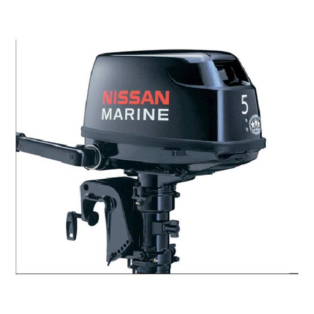 лодочные моторы nissan marine кто производитель страна