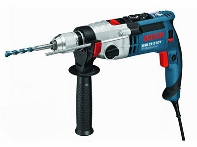 Дрель ударная Bosch GSB 21-2 RE Professional (0.601.19C.500)